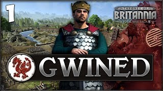 Download THE WELSH DRAGON RISES! Total War Saga: Thrones of Britannia - Gwined Campaign #1 Video