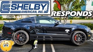 Download SHELBY Responds To FORD And My BROKEN GT500 Super Snake! Video
