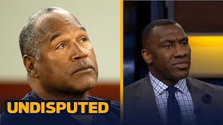 Download Surprised O.J. Simpson granted parole? Skip Bayless and Shannon Sharpe react | UNDISPUTED Video
