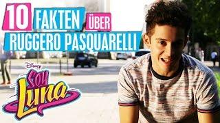 Download 10 FACTS über Ruggero Pasquarelli   Soy Luna im Disney Channel Video