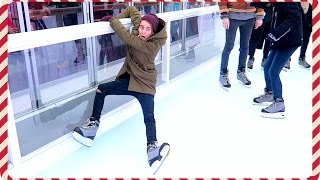 Download HOW NOT TO ICE SKATE Video