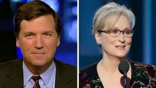 Download Tucker Carlson responds to Meryl Streep: 'She's no outsider' Video