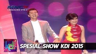 Download Juan Rahman - Bianca Liza ″ Aduhai ″ Spesial Show KDI 2015 (19/5) Video
