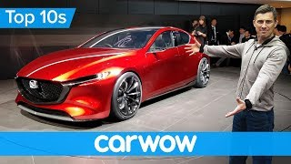 Download New Mazda 3 2019 - this KAI Concept shows what to expect   Top 10s Video