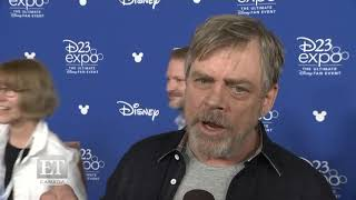 "Download Star Wars: The Last Jedi"" At D23 Expo Video"