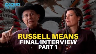 Download Russell Means Final Interview - The Sacred Feminine and Gender Roles Video