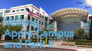 Download Visiting Apple Campus and Apple Park Video