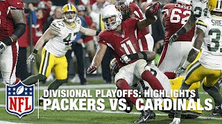 Download Packers vs. Cardinals | Divisional Playoff Highlights | NFL Video