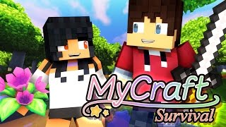 Download Surviving Together | MyCraft Minecraft Survival | Part 1 Video