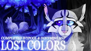 Download Lost Colors   Complete Dovewing & Ivypool MAP Video