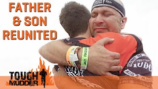 Download Emotional Father and Son Reunion at Tough Mudder Obstacle Course | Tough Mudder Video