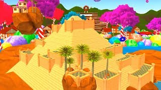 Download GIANT GOLF PYRAMID! - Golf With Friends Video