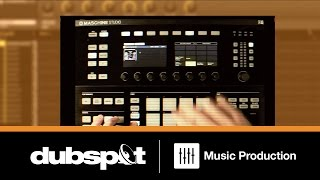 Download Maschine 2.2 Tutorial - New Features and Workflow Example - Dubspot Video