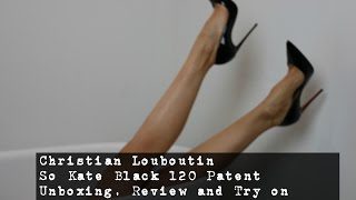 Download Christian Louboutin So Kate Video