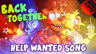 Download BACK TOGETHER | Animated Five Nights At Freddy's: Help Wanted Song! Video