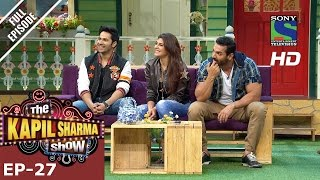 Download The Kapil Sharma Show - दी कपिल शर्मा शो–Ep-27-Team Dishoom in Kapil's Mohalla–23rd July 2016 Video
