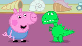 Download Peppa Pig 粉红猪小妹 第五季19【喬治的新恐龍】中文版 Video