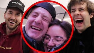 Download SURPRISING HER WITH FIRST CLASS PLANE TICKET!! Video