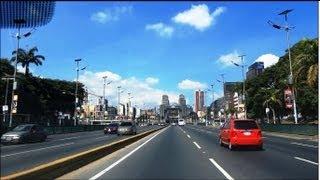 Download Avenida Bolivar, Caracas Video