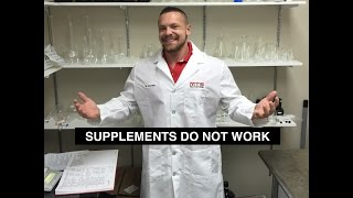 Download Supplements Do NOT Work! Video