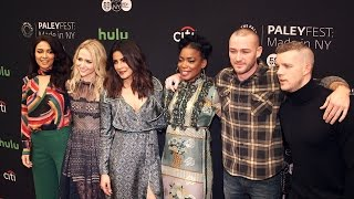 Download The Cast of ″Quantico″ at PaleyFest NY Behind The Velvet Rope with Arthur Kade Video