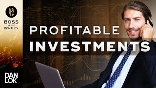 Download Investing For Beginners - Most Profitable Investments - Boss In The Bentley Video