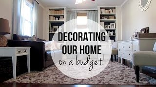 Download Decorating Our Home On A Budget: Living Room Video