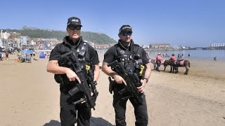 Download U.K. lowers terror threat level from ″critical″ to ″severe″ Video
