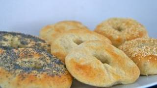 Download How to make bagels - Easy recipe Video
