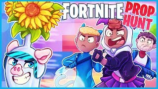 Download They added PROP HUNT to Fortnite...it's AWESOME! Video