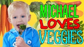 Download Eat Vegetables Like Michael! Video