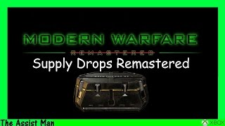 Download Supply Drops Coming To Call Of Duty Modern Warfare Remastered! MWR - Flawless Overwatch Gameplay Video