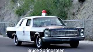 Download Bruce Springsteen Highway Patrolman Video