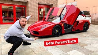 Download MY FIRST TIME DRIVING IN JAPAN WAS A FERRARI ENZO! Video