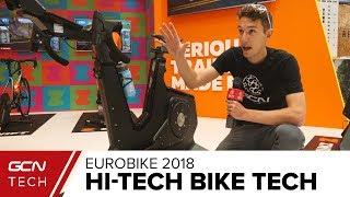 Download Hi-Tech Road Bike Tech At Eurobike 2018 Video