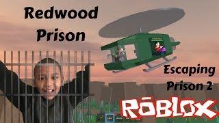 Download Roblox / Redwood Prison / Escaping Prison 2 Video