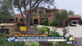 Download 'Deadbeat tenants' rent $4 million home Video