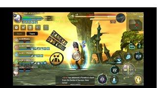 Bisa Terbang !!! Silver Hunter Gameplay !!! Dragon nest Awake (China