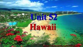 Download Unit 52 Hawaii | Learn English via Listening Level 4 Video