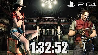 Download Resident Evil Revelations 2 Speed Run 1:32:52 PS4 60fps Video