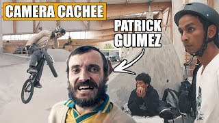 Download PRANK : on piège les RIDERS d'un SKATEPARK avec le champion de BMX Patrick Guimez ! Video