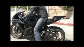 Download SUZUKI GSX-R750 Super Sportbike Street Ride Video