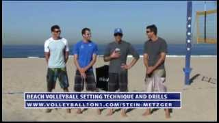 Download Sand Volleyball Setting Technique + Setting Drills - AVCA Video Tip of the Week Video