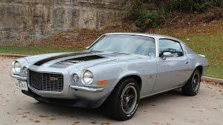 Download 1970 Chevrolet Camaro Z28 - The Best Z28? Video