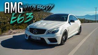 Download Mercedes E63 AMG Coupe Test Sürüşü / Eşi benzeri olmayan 1000 Tork ile Gazladık Video