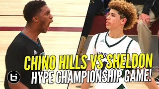 Download Ball Brothers vs Duplechan Brothers! Chino Hills vs Sheldon HYPE Championship Game! Full Highlights! Video