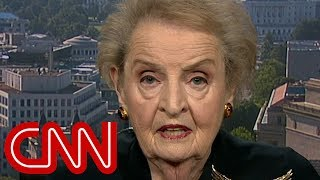 Download Madeleine Albright on Putin summit: I am worrying more Video