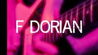 Download F Dorian Mode Groove Backing Track Video