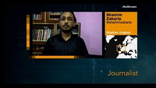 Download Interview to Al Jazeera news channel on India's national anthem mandate-20th December, 2016 Video