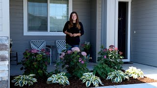 Download Planting a Front Garden Bed for a Friend! 🌿 🌸 // Garden Answer Video